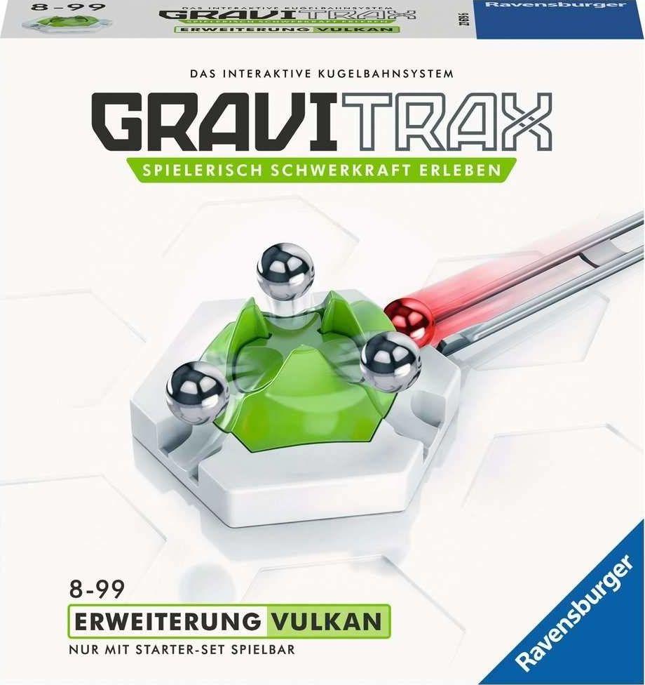 Ravensburger GraviTrax Extension Kit Vulcan konstruktors