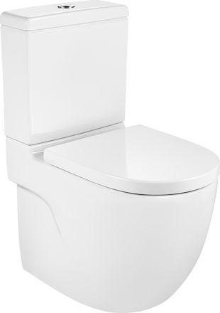 ROCA Meridian compact toilet (A342248000)