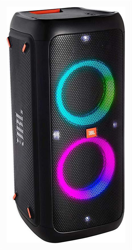 JBL PartyBox 300 Powerful portable Partybox speaker with battery pārnēsājamais skaļrunis