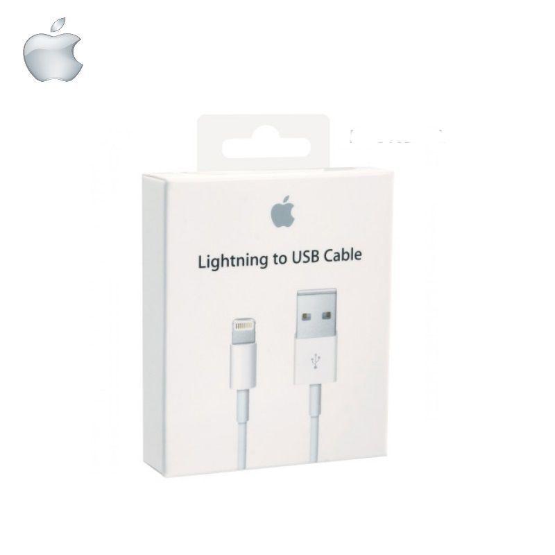 Apple MD818ZM/A Original Ligtning to USB Data charging Cable aksesuārs