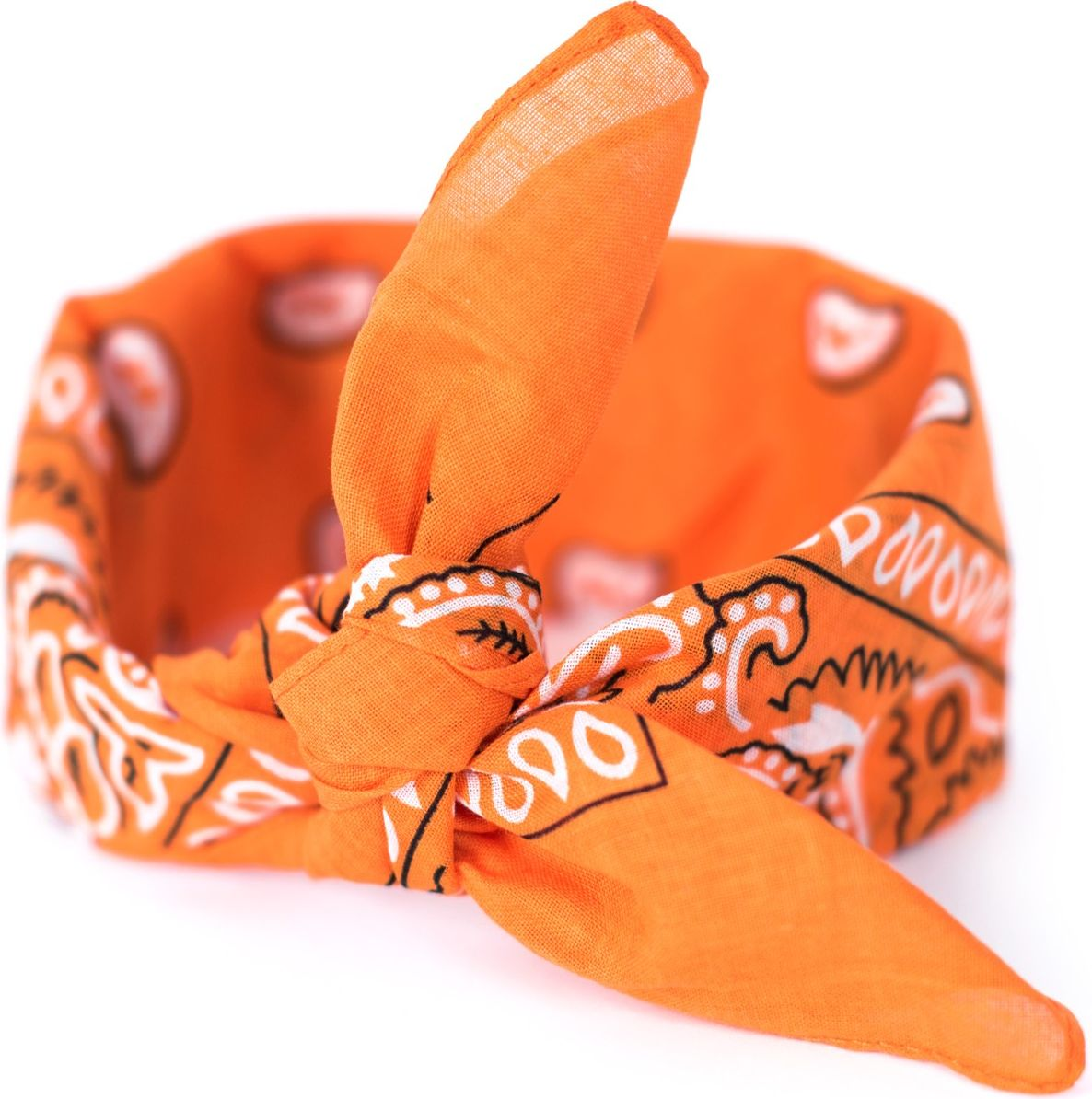Art of Polo Bandana Classic rebel orange