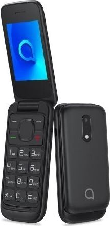 Alcatel 2053 black Mobilais Telefons