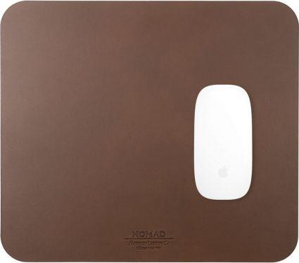 Nomad Leather Rustic Brown (NM701R0000) peles paliknis