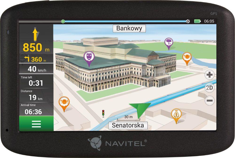 NAVIGATOR NAVITEL MS600 8594181740210 navigācijas aksesuāri