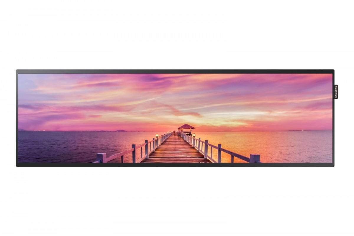 SAMSUNG 37 SH37F LED HDMI/DVI-I/DP publiskie, komerciālie info ekrāni