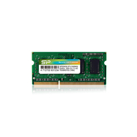 Silicon Power DDR3 SODIMM 4GB/1600     CL11 Low Voltage operatīvā atmiņa