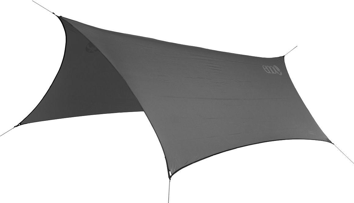 ENO ProFly Rain Tarp, Grey telts Kempingiem, pārgājieniem