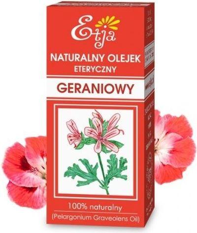 Etja Olejek Eteryczny Geraniowy, 10ml ETE6127