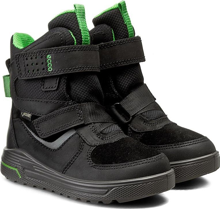 Ecco Buty dzieciece Urban Snowboarder czarne r. 34 (72215252562) 72215252562