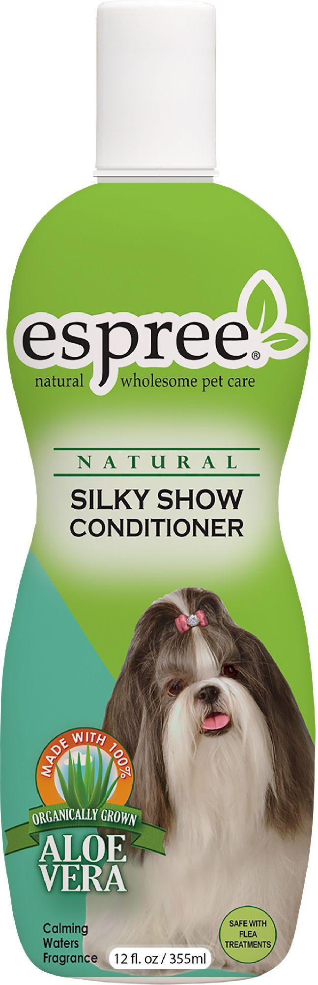 ESPREE SILKY SHOW CONDITIONER 355ml aksesuārs suņiem