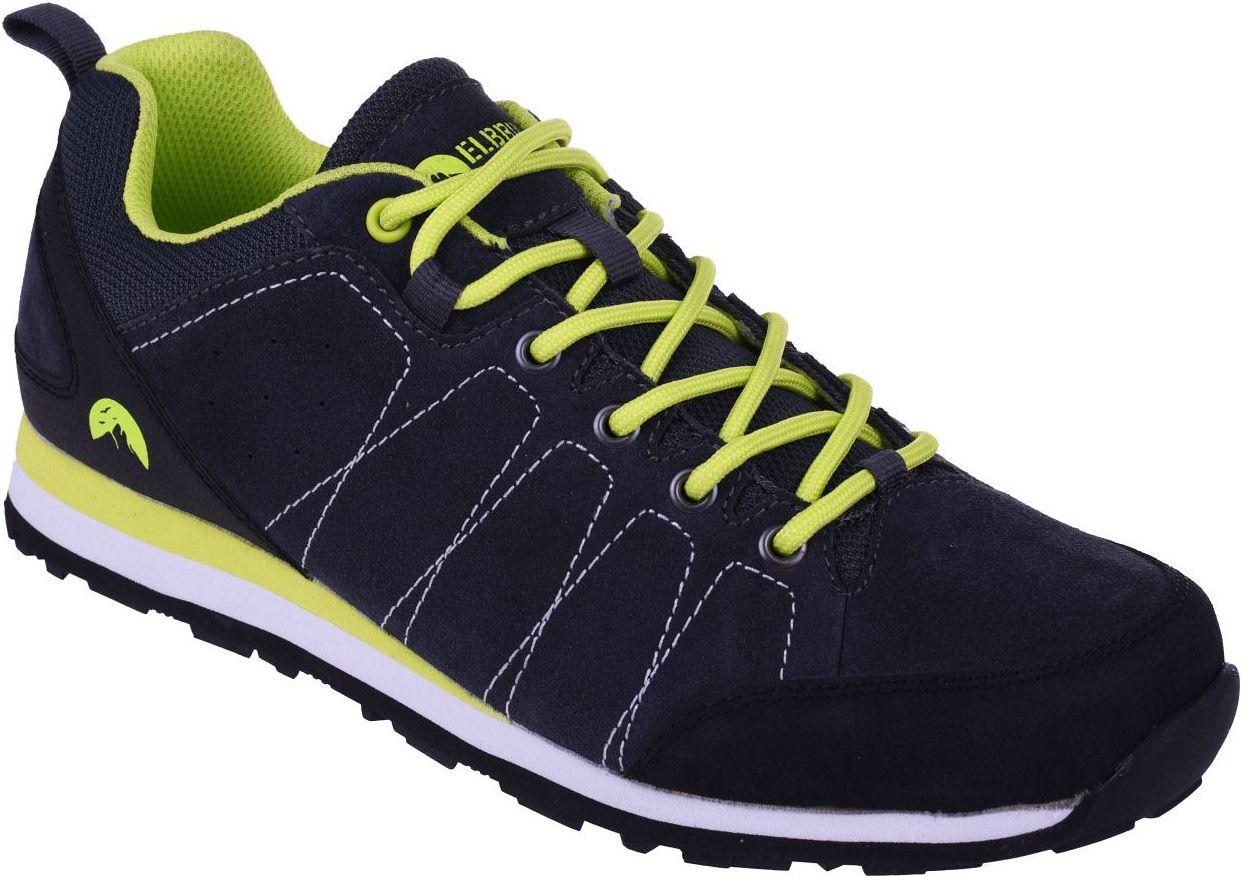 Elbrus Buty Meskie Kody Grey/Lime r. 41 5901979195818 Tūrisma apavi