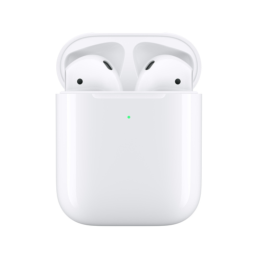 Apple AirPods Gen 2 with Wireless Charging Case MRXJ2ZM/A