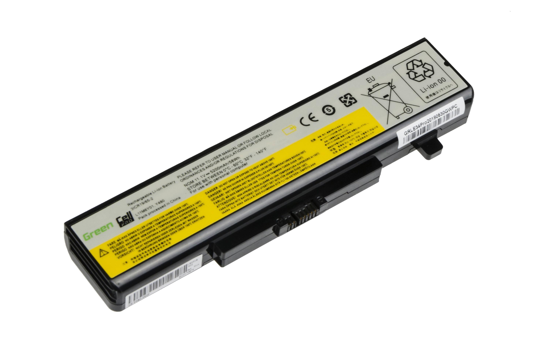 Green Cell PRO Laptop Battery L11S6Y01 L11S6F01 Lenovo B580 B590 G500 G505 G510 G700 G710 G580 G585,IdeaPad P500 P585 Y580 Z580 akumulators, baterija portatīvajiem datoriem
