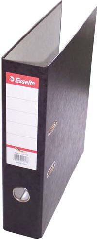 Esselte Rainbow Lever Arch File A4 75mm black (17929)