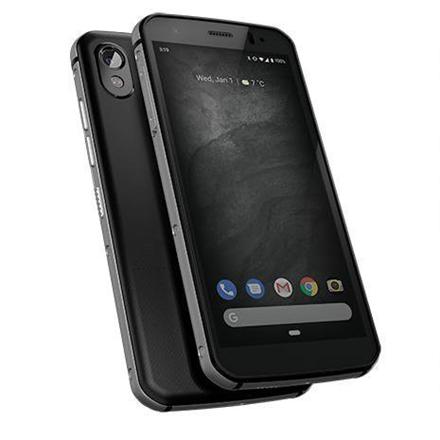 Caterpi S52 Black Mobilais Telefons