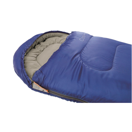 Easy Camp Cosmos Blue Sleeping Bag, Blue 5709388103840 guļammaiss