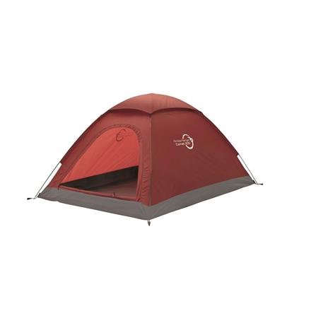 Easy Camp Comet 200 Tent, Burgundy Red 5709388102133 telts Kempingiem, pārgājieniem