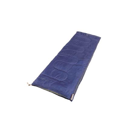 Easy Camp Chakra Blue Sleeping Bag 5709388103826 telts Kempingiem, pārgājieniem
