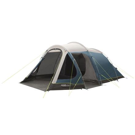 Outwell Earth 5 Tent, 5 persons, Blue 5709388101112 telts Kempingiem, pārgājieniem