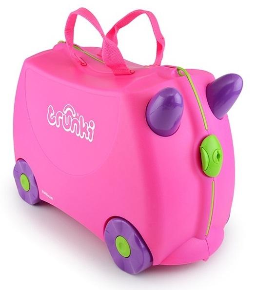 Trixi Riding Suitcase