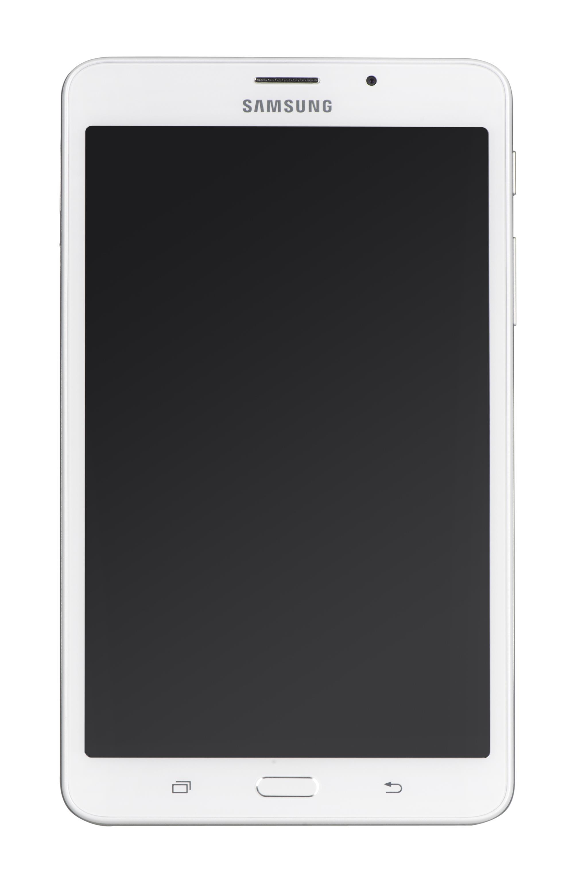 "Samsung Galaxy Tab A SM-T285N 8GB 3G 4G 7"" White Planšetdators"
