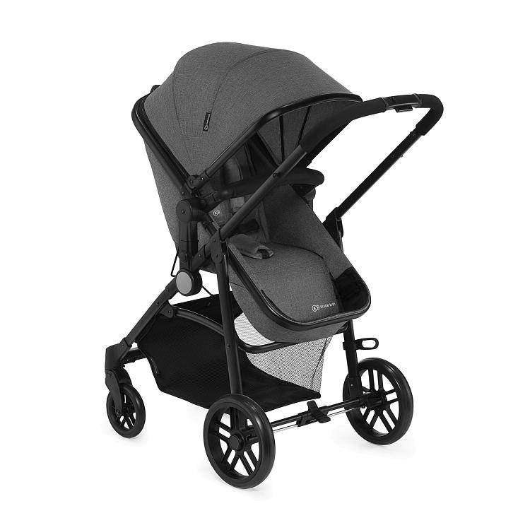 Stroller multifunctional 3in1 Gray bērnu ratiņi