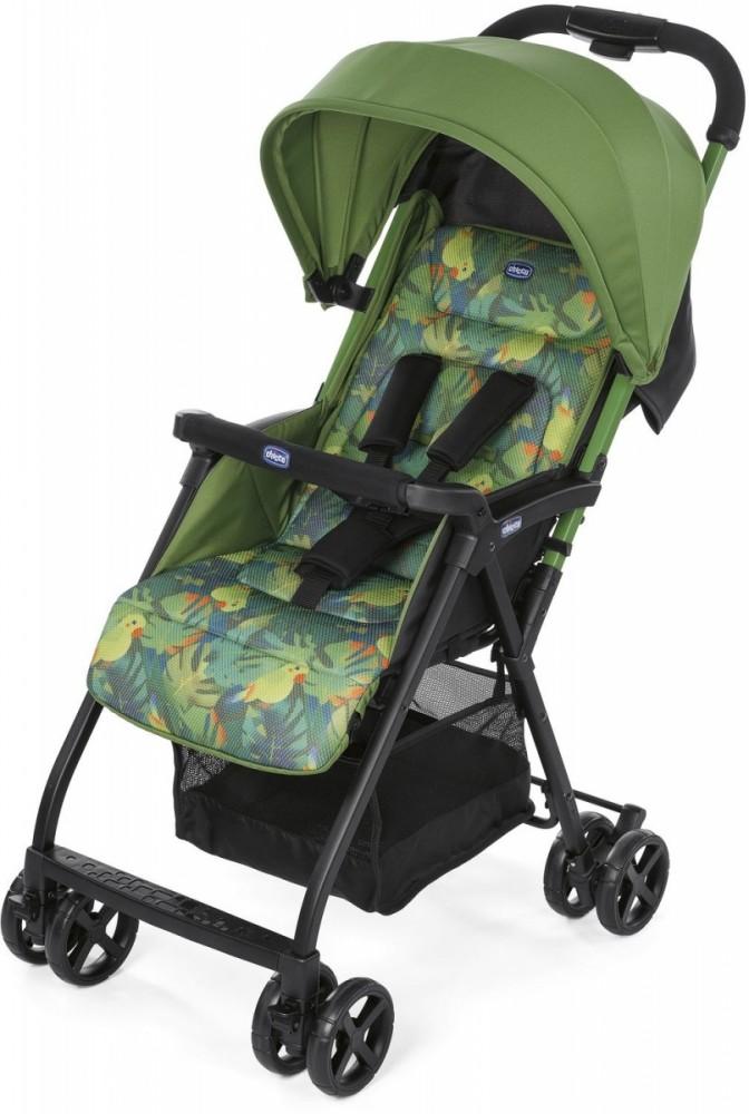 Chicco Ohlala`S.E. New Tropical Jungle bērnu ratiņi