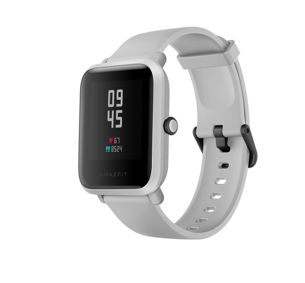 Xiaomi Amazfit BIP S White Rock Viedais pulkstenis, smartwatch