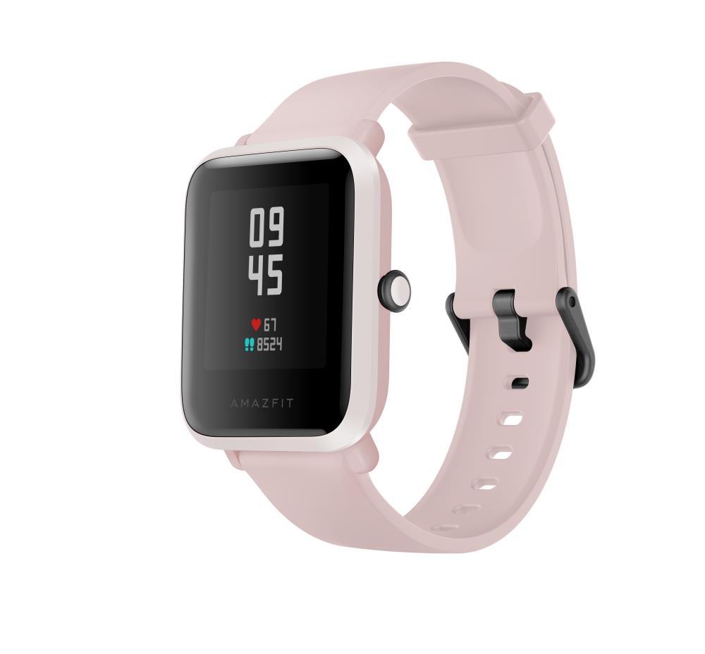 Xiaomi Amazfit BIP S Warm Pink Viedais pulkstenis, smartwatch