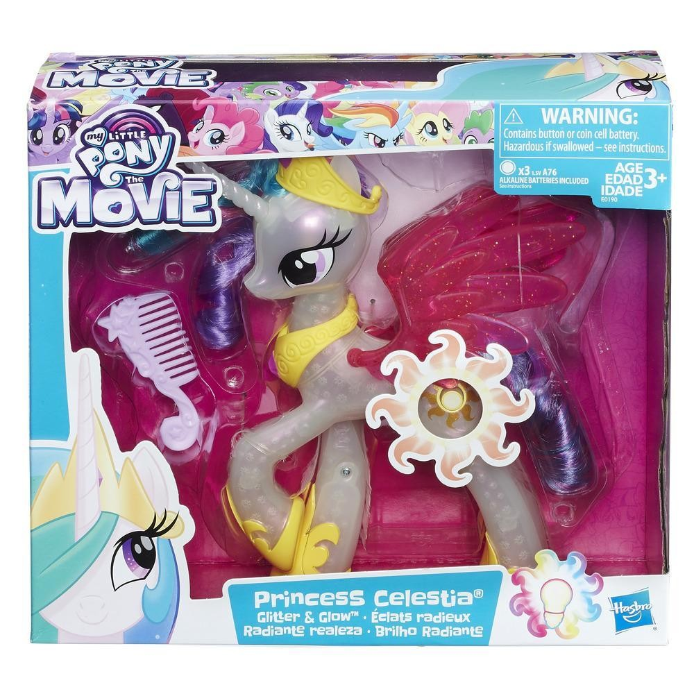 Hasbro My Little Pony - Magic Princess Celestia bērnu rotaļlieta