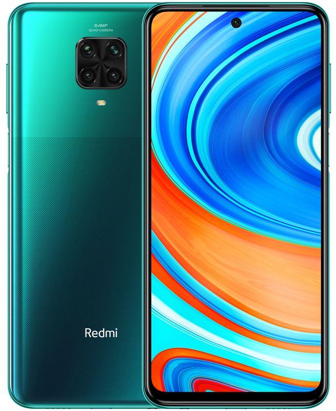 Xiaomi Redmi Note 9 PRO 6GB/64GB Green Mobilais Telefons
