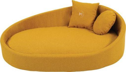 Zolux Dog bed MILANO 100 cm mustard col