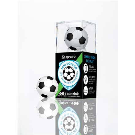 Sphero Mini Soccer | Football App-Enabled Robot  M001SRW White/ black
