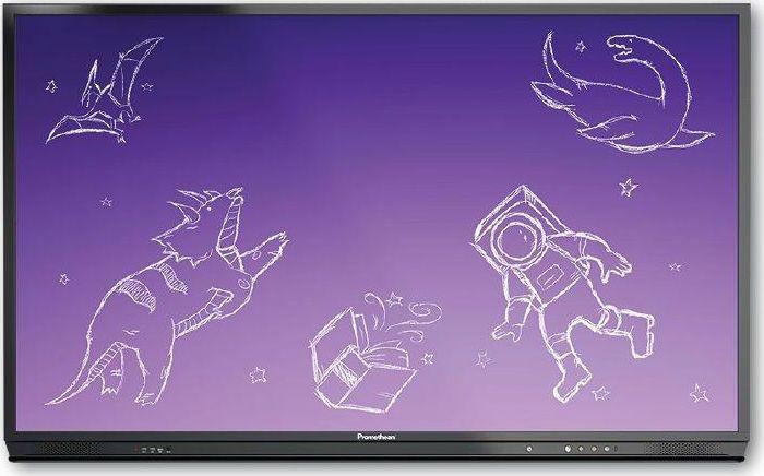 System interaktywny Promethean Monitor interaktywny Promethean ActivPanel 75 4K Nickel (AP7) AP7-U75-EU-1