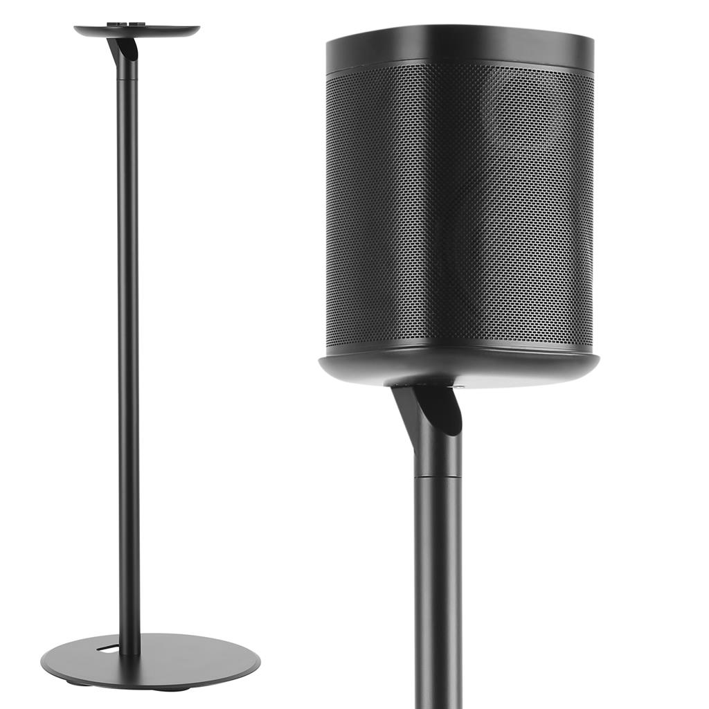 Maclean MC-841 Floor Stand Holder for Sonos One Sonos Play Smart Speaker datoru skaļruņi