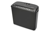 DIGITUS Paper shredder S5 w. CD/DVD/credit card shredder papīra smalcinātājs