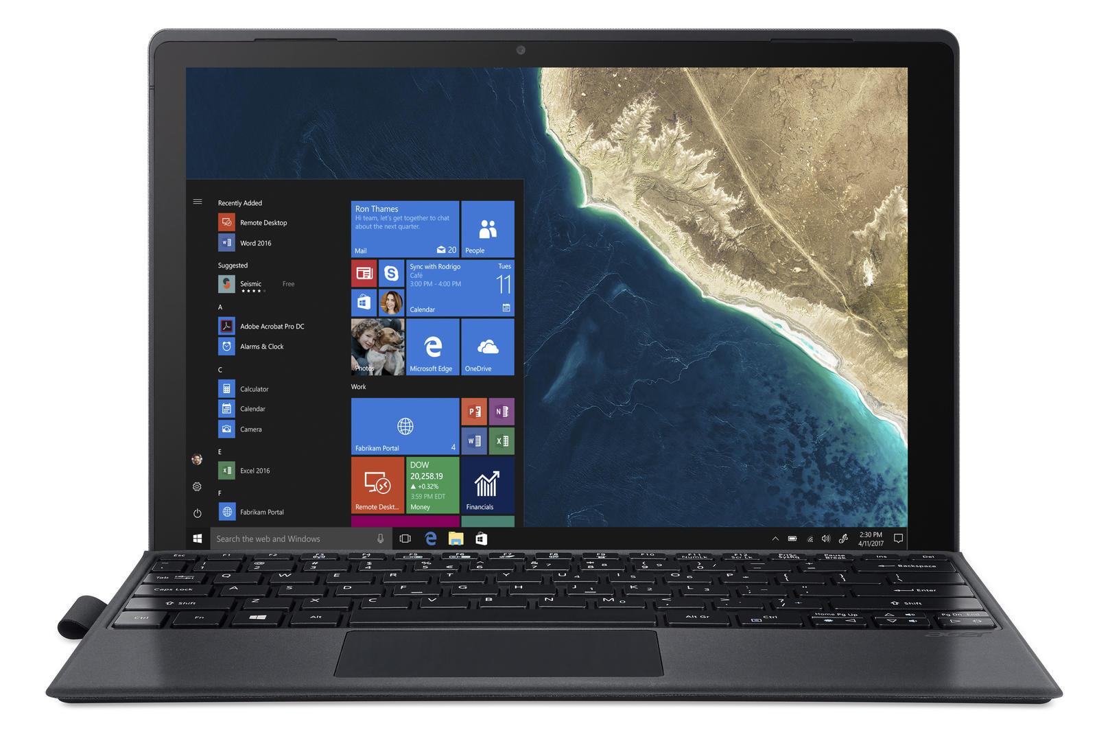 Tab B4B Switch 5 Pro SW512-52P-79QG 12 QHD - Convertible - Core i7 Mobile - N... Portatīvais dators