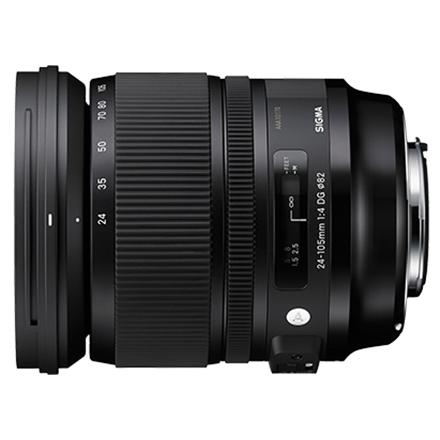 Sigma 24-105mm F4 DG OS HSM for Canon [Art] foto objektīvs
