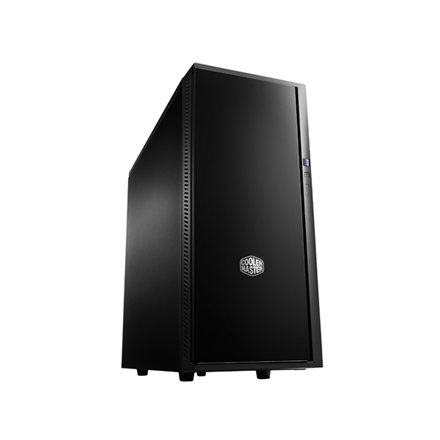CoolerMaster Silencio 452 Midi Tower without Power adapter (SIL-452- KKN1) Datora korpuss
