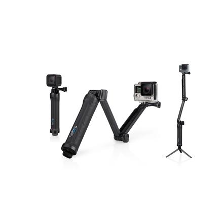 GoPro 3-Way Sporta kameru aksesuāri