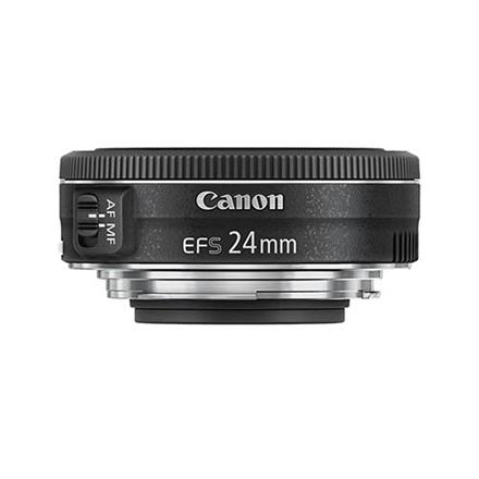 Canon EF-S 24 mm f/2,8 STM foto objektīvs