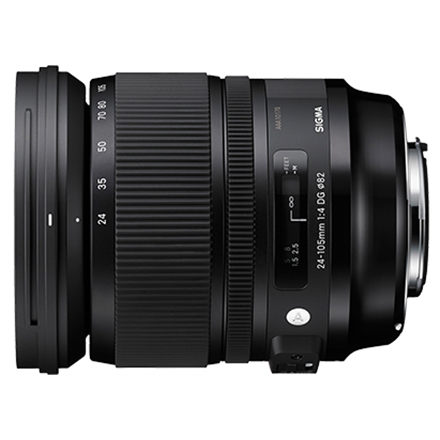 Sigma 24-105mm F4 DG OS HSM for Nikon [Art] foto objektīvs