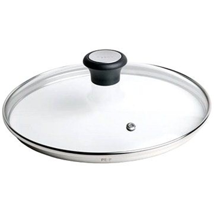 TEFAL Glass lid, 28cm diameter Pannas un katli