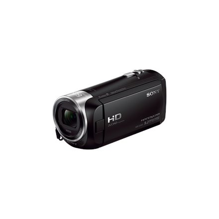 Sony FullHD videokamera 30x zoom HDR-CX405B Video Kameras