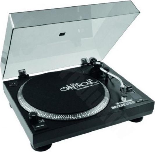 Omnitronic BD-1390 black radio, radiopulksteņi