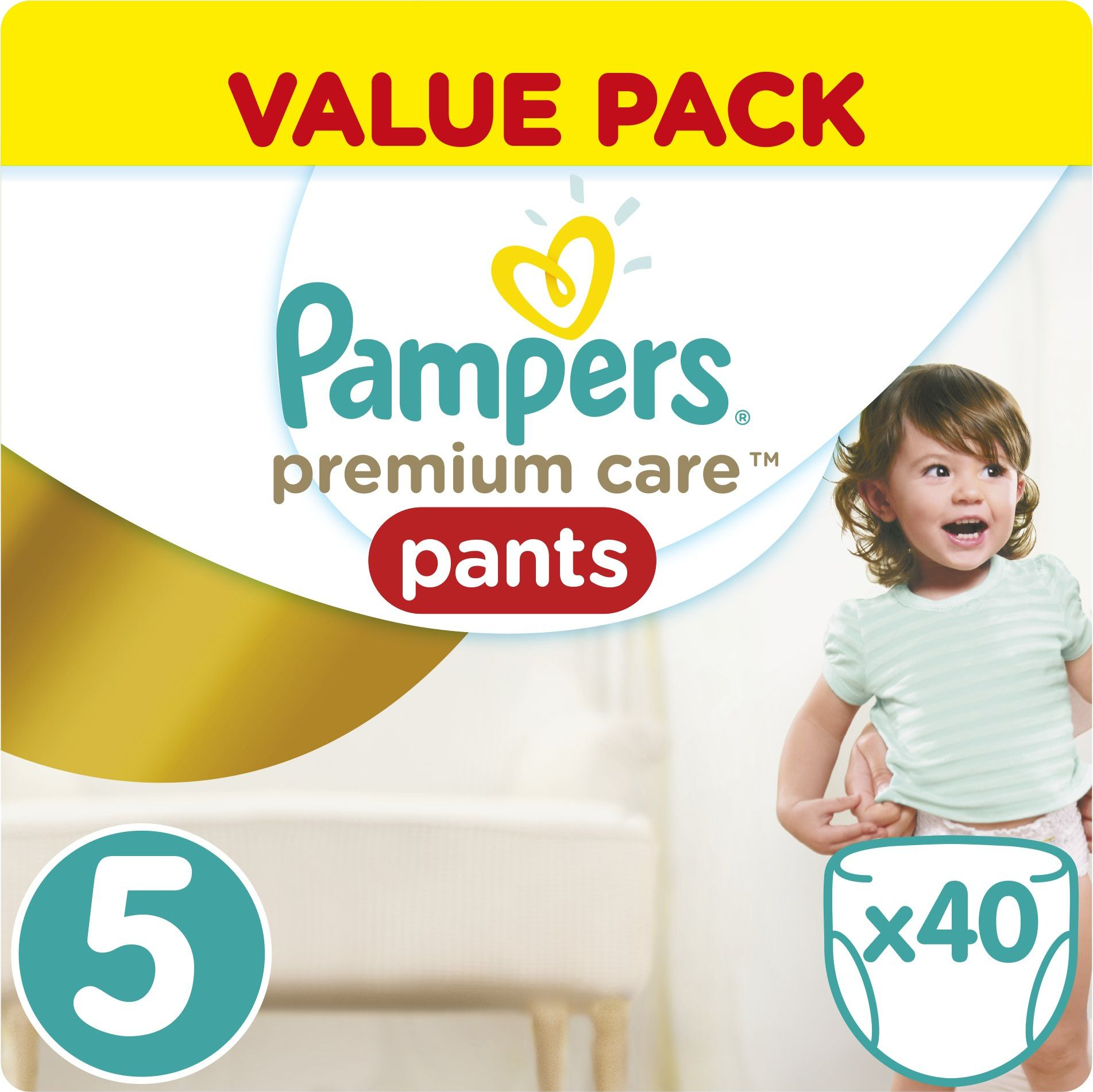 Pampers Pieluchy Premium Care 4 Maxi 104szt. Pampers