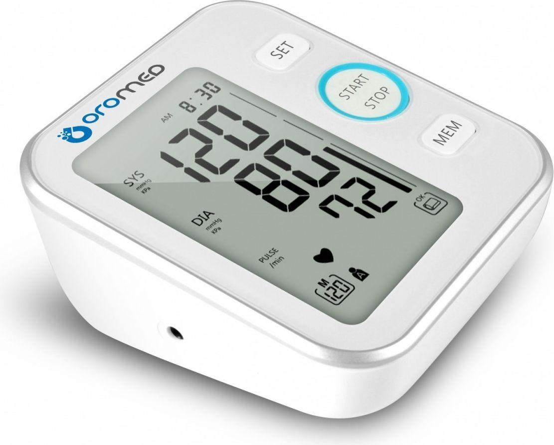 ORO-MED HI-TECH MEDICAL ORO-N6 BASIC asinsspiediena mērītājs