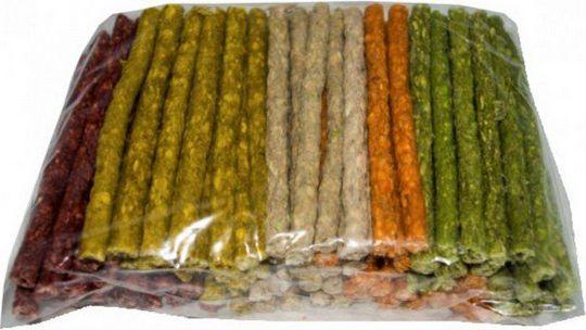 PROZOO Munchy Mix Sticks 5 '' 12.5cm 100pcs