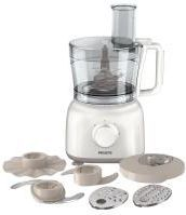 Philips HR7627/02 Daily Collection Kuchenmaschine white Virtuves kombains