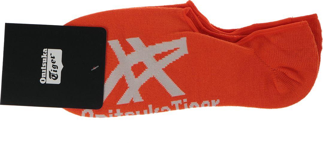 Onitsuka Tiger Skarpety unisex Invisible Socks pomaranczowe r. L (OKG510-2301) OKG510-2301